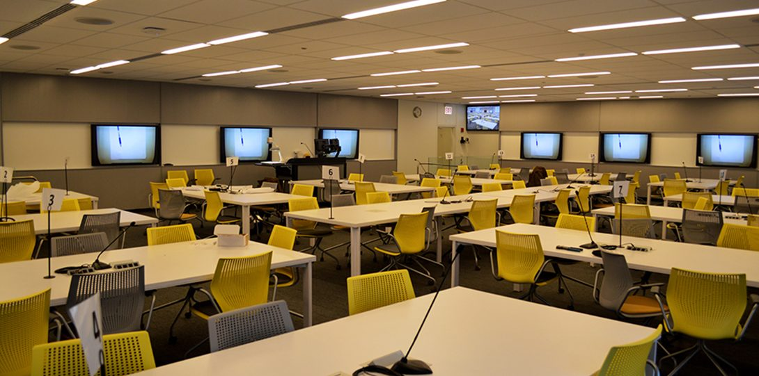 Active Learning space
