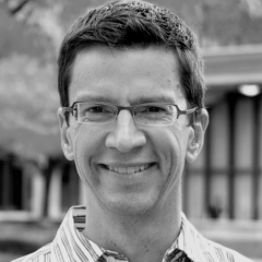 David Taeyaerts, Associate Vice Chancellor of Learning Environments & Campus Architecture